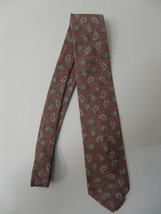 Rooster 56 X 3 Size Red Paisley Men's Tie - $4.99