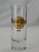 """Hard Rock Cafe 4"""" Shot Glass MAUI (au) - $9.90"""
