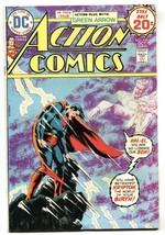 ACTION COMICS #440 1974-SUPERMAN-1st Grell GREEN ARROW - $25.22