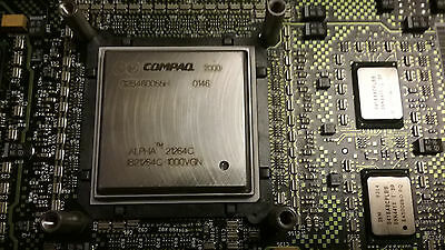 Compaq Alpha IB21264C-1000VGN 1Ghz. COLLECTIBLE CPU 21264C on 54-30466  5030465