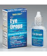 Artificial Tears Eye Drops 0.5 oz 3-Pk By Medics Choice New. Free Shipping - $14.60