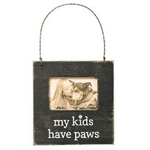 Three Girls and a wish My Kids Have Paws Merry Christmas Seasonal Holiday - $21.28