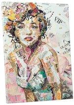 "Pingo World 0713QX356KY ""Ines Kouidis 14 Glam Glory Marilyn Monroe"" Gall... - $158.35"