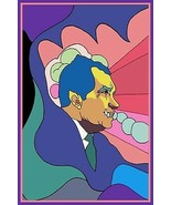 11822.Political Poster.Home Room art wall.President Nixon.Wolf.American ... - $10.89+