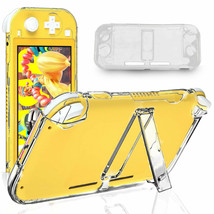 For Nintendo Switch Lite Shockproof Cover Case Non-slip Shell w/Hidden K... - $19.90