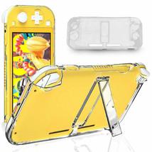 For Nintendo Switch Lite Shockproof Cover Case Non-slip Shell w/Hidden Kickstand - $19.90