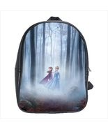 School bag 3 sizes frozen elsa anna - $39.00+