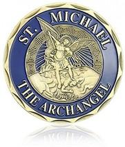 St Michael Air Force Enforcement Values Challenge Coin - $25.11