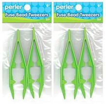 Perler 2 Packages of Fuse Bead Tweezers 2 Per Pack - $8.58