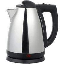 Brentwood 2.0 L Stainless Steel Electric Cordless Tea Kettle 1000W (Brus... - €41,41 EUR