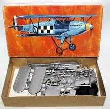 Vintage PYRO 1:48 P-608 HAWKER FURY RAF Inceceptor Biplane Model Kit P60... - $12.00