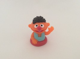 LUCKY DUCKS Sesame Street game ERNIE FIGURE 2011 replacement pieces parts - $9.49