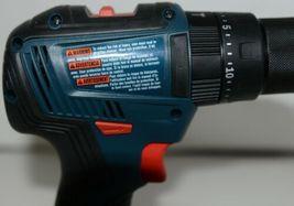 BOSCH GSB18V 490B12 18V Brushless Hammer Drill Driver Kit with Battery image 7