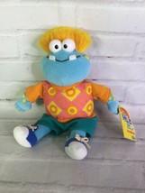 Vintage Eden Wimzie's House Horace Bean Bag Plush Stuffed Toy Doll 1999 - $14.84