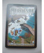 Heroes of Might and Magic IV Collectible Card Booster Pack SEALED (20 ca... - $15.00