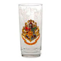 Universal Studios Wizarding World of Harry Potter Hogwarts Crest Tea Gla... - $21.82