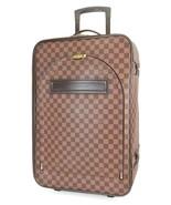 Authentic LOUIS VUITTON Pegase 55 Damier Ebene Travel Rolling Suitcase #... - $1,305.00