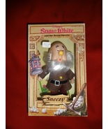 Walt Disney Bikin SNEEZY DWARF DOLL dwarves snow white - $14.00