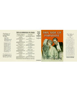 Fitzgerald THIS SIDE OF PARADISE facsimile  jacket for 1st ed/early (NO ... - $22.54