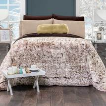 MANCHAS CAFE deluxe Blanket Cobertor de lujo  Intima Hogar  - $109.95+