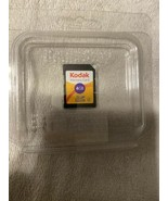 KODAK 4GB SDHC 4 GB SD Class 4 Memory Card - $12.86