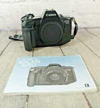 Canon EOS 650 35 mm FILM SLR Analog Camera Body - $45.53