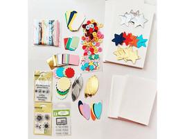 Xyron Card Making Kit, Makes 30 A2 Size Cards! image 2