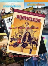 Ameless season one six 1 6 dvd bundle  9 disc  2011 2015  1 2 3 4 5 6 comedy ghallagers thumb200