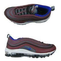 Nike Air Max 97 Night Maroon Racer Blue Size 9 Mens Shoes 921826 012 New - $128.65