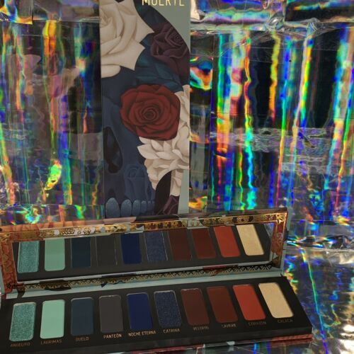 New Box MELT COSMETICS MUERTE PALETTE AMOR ETERNO COLLECTION soldOUT@SEPHORA