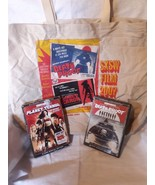 Grindhouse Movie Gift Set, Death Proof, Planet Terror, Rose McGowan, Willis - $10.99