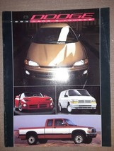 1993 Dodge Full Line Brochure Cars and Trucks - $12.64