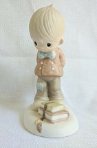 Precious Moments VTG 1979 It's What's Inside That Count Figurine Jonatha... - $10.99