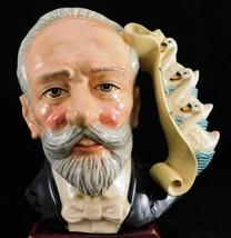 """Royal Doulton Character Jug  """"Tchaiovsky""""  D7022 - $156.74"""