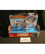 Heather and Windshear How to Train your Dragon Dreamworks Dragons action... - $198.76
