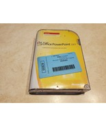 Microsoft Office PowerPoint 2007 With Key (Upgrade) - $20.00