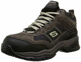 Skechers for Work Men's Soft Stride Canopy Slip Resistant Boot - £76.48 GBP+