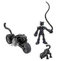 Fisher-Price Imaginext DC Super Friends, Catwoman - $14.84