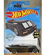 2019 Hot Wheels #241 Treasure Hunt Batman 1/5 BATMAN: The ANIMATED SERIE... - $9.95