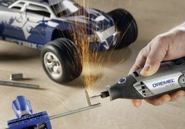 Dremel Rotary Tool 3000-N/10 with 10 Accessories Kit Variable Speed 220V image 8
