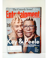 EW Entertainment Weekly Comedy Issue KEY & PEELE October 3, 2014 - $5.93