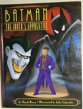 BATMAN The Joker's Apprentice by Chuck Dixon (1996) Little Brown illustr... - $12.86