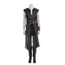 Star wars The last Jedi Rey high quality Cosplay Costume for adult women - $153.00