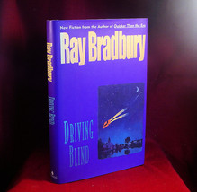 Driving Blind by Ray Bradbury  SIGNED and Dated to ANGEL . First edition. - $83.30