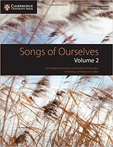 Songs of Ourselves: Volume 2: Cambridge Assessment International Educati... - $18.30