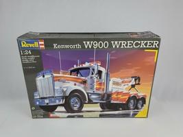 Revell 1:24 - Kenworth W-900 Wrecker Model Fred's New in Open Box 1996 Germany - $177.64