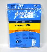 DVC Microlined Eureka Type RR Vacuum Bags 3 Pack - $4.46