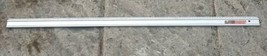MAUN Straightedge Ruler Measuring Straight Edge Tool 1000mm Made in England - $87.45