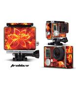 Skin Stickers for GoPro Hero 3+ Camera & Case Decal HERO3+ Go Pro FIREBLAZE - $9.85