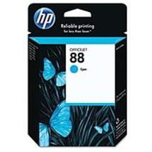 HP C9386AN140 88 Ink Cartridge for Officejet Pro K550 Series Printers - $31.23